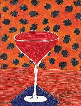 Red Martini by Jen Lynn Arnold