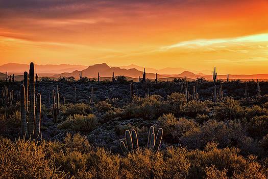 Saija Lehtonen - Red Mountain Sunset Part Two