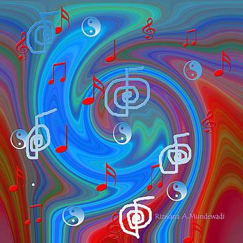 Rizwana Mundewadi - Red Music of Cho Ku Rei