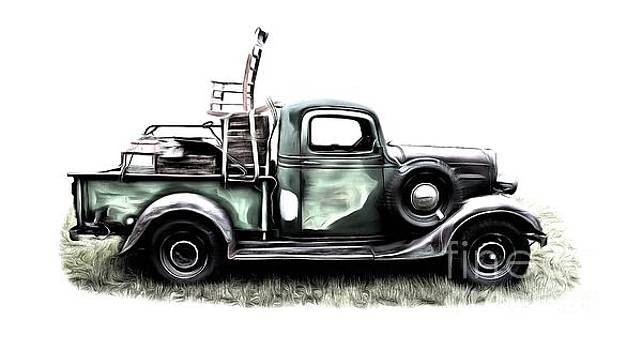 Red Neck Moving Day by Edward Fielding