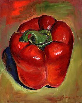 Pick a Pepper 2 by Sheila Diemert