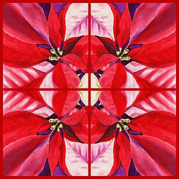 Irina Sztukowski - Red Poinsettia Quartet