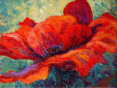 Marion Rose - Red Poppy III