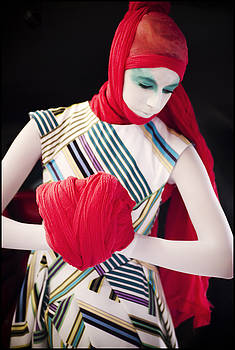 Red Prayer 2 by Tina Zaknic - Xignich Photography