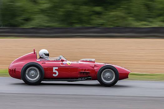 Red Racing Car by MissElisabeth