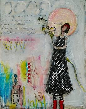 Sharon Furner - Red Rain Boots