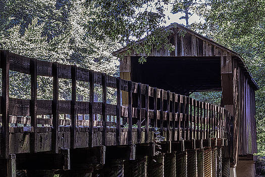 Red Oak Creek Bridge by Randy Bayne