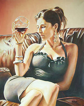 Red Red Wine by Andy Lloyd