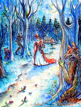 Red Riding Hood and Werewolves by Heather Calderon