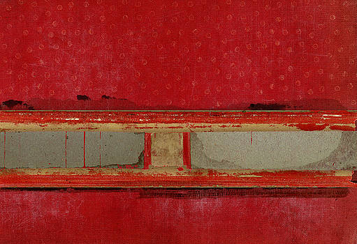 Carol Leigh - Red Riley Collage
