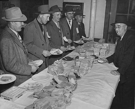 Chicago and North Western Historical Society - Red River Valley Potato Association Luncheon - 1947