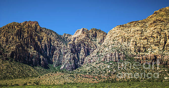 Red Rock Canyon #13 by Blake Webster