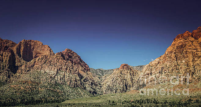 Red Rock Canyon #18 by Blake Webster