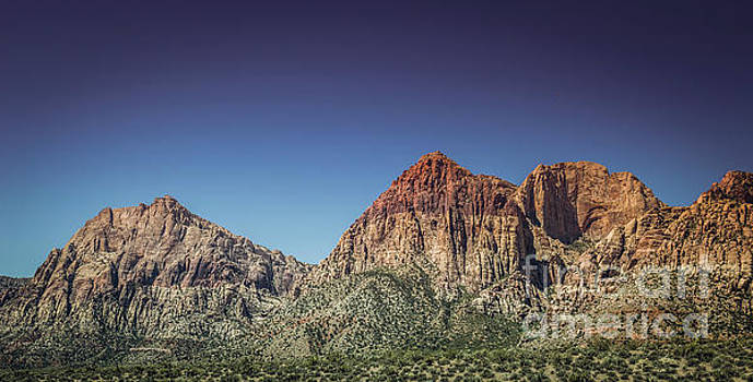 Red Rock Canyon #19 by Blake Webster