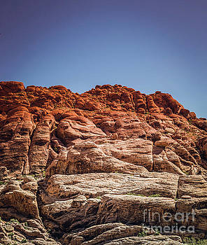 Red Rock Canyon #4 by Blake Webster