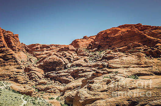 Red Rock Canyon #6 by Blake Webster
