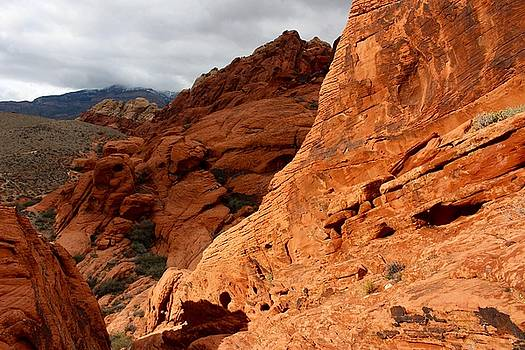 Red Rock Canyon by Katherine Erickson