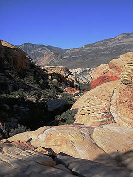 Red Rock Canyon NV 7 by Chris Brannen