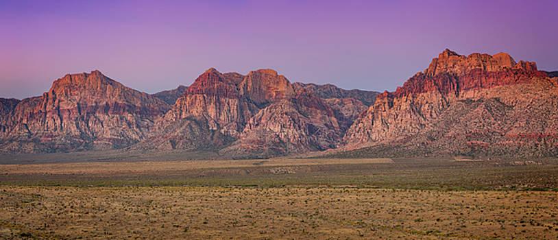 Ricky Barnard - Red Rock Canyon XI