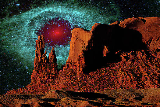 Mike Penney - Red Rock Galaxy