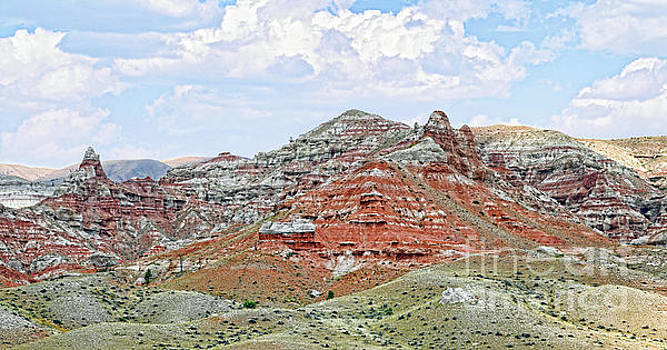 Red Rock by Stephen Schwiesow