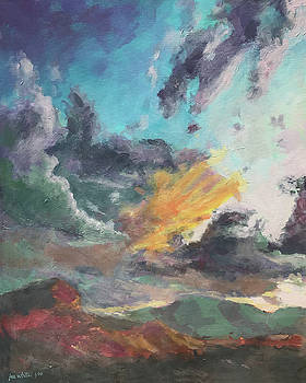 Red Rock Surprise by Joe White