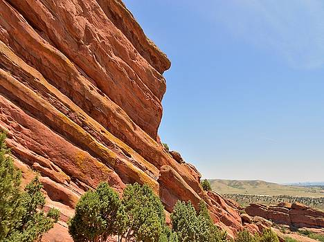 Red Rocks by Jessica Wallace