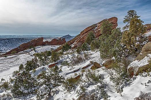 Susan Rissi Tregoning - Red Rocks Park