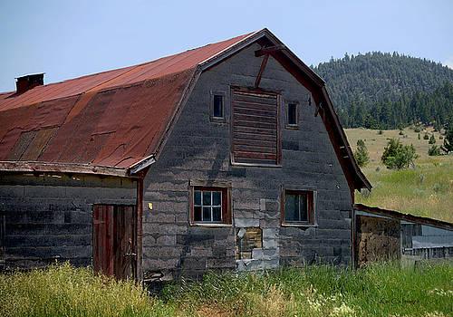 Kae Cheatham - Red Roof Barn