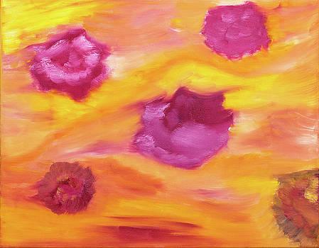 Gloria  Colors by Meryl Goudey