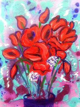 Nikki Dalton - Red Roses