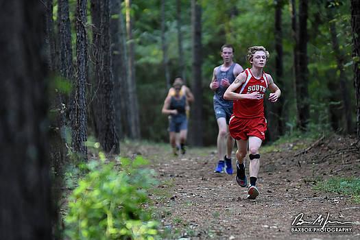 Red Running by Brian Jones
