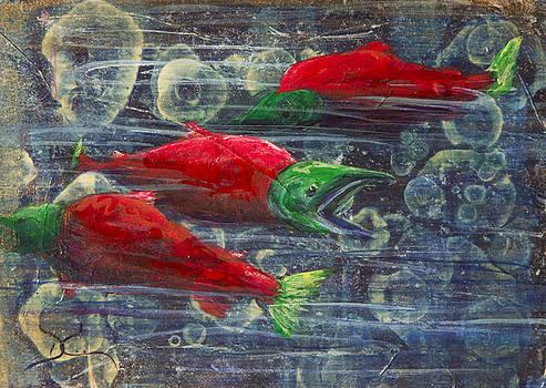 Dee Carpenter - Red Salmon