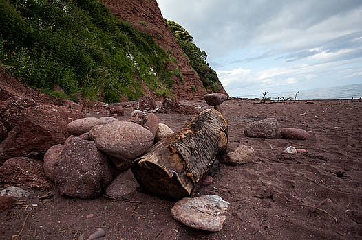 Red Sand by Jabbar Jamil