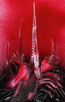 Jason Girard - Red Sea Creature