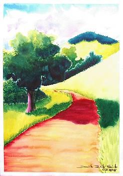 Red Shadow by Daniel Ribeiro