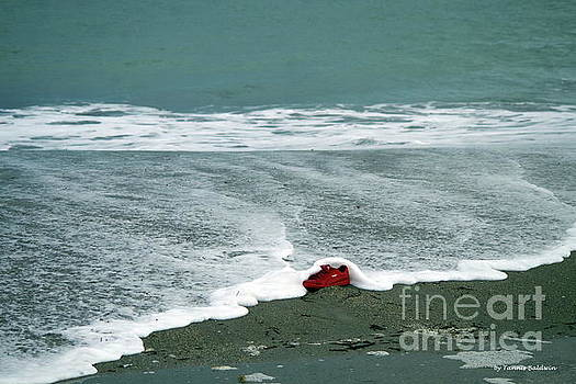 Red Shoe Surf by Tannis Baldwin