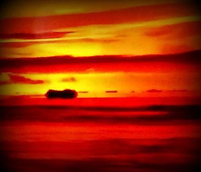 Red Skies by Deborah MacQuarrie-Selib