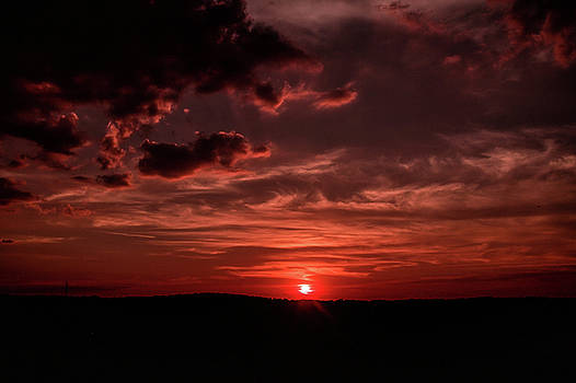 Red Skies by Mike Dunn