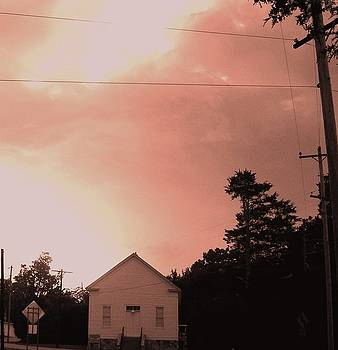 Red Skies Over Powhatan by Scarlett Chambers