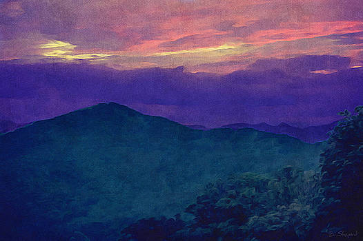 Red Sky at Night by Brian Shepard