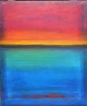Red Sky at Night by Lisa Kaye