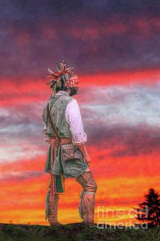 Randy Steele - Red Sky at Night