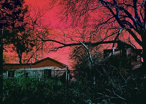 Red Sky by Grant Marchand