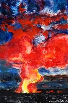 Red Sky by Sarah Taylor Ko