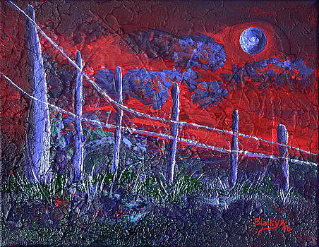 Donna Blackhall - Red Sky Tonight