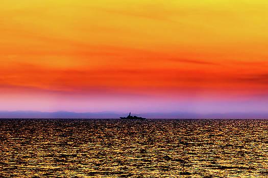 Red Skys by Derek Bratton