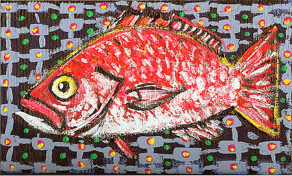 Red Snapper by Robert Wolverton Jr