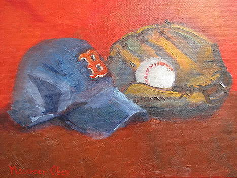 Red Sox dreamin' by Maureen Obey