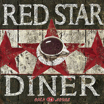 Red Star Diner by Marilu Windvand